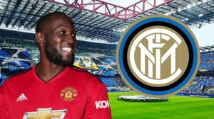 Inter Milan Submit £63m Bid For Manchester United Striker Romelu Lukaku