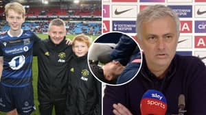 Ole Gunnar Solskjaer's Son Reassures Everyone He 'Always Gets Food' After His Dad's Heung-Min Son Comments