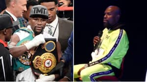Floyd Mayweather Reveals His Top Pound-For-Pound Fighter In Boxing