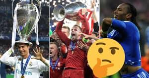 QUIZ: The Ultimate Champions League Final Quiz