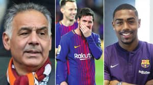 AS Roma President Refuses Barcelona's Apology For Signing Malcom, Wants Lionel Messi In Return