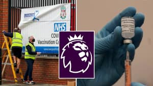 Sports Minister Suggests Premier League Players Could Be Put Off COVID Jabs By Anti-Vaxxers