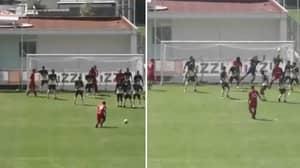 Watch: Sebastian Giovinco Scores Sublime Free-Kick For Toronto FC
