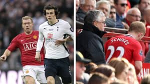 Paul Scholes Reveals How Gareth Bale Made Him Want To Retire From Football