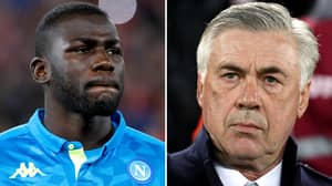 Ancelotti Threatens Napoli To 'Walk Off' From Matches After Racial Abuse Against Koulibaly