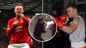 Eddie Hearn Says Wayne Rooney 'Would Love' To Do A Charity Boxing Fight