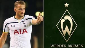 Werder Bremen 'Confirm' Harry Kane Signing On Twitter