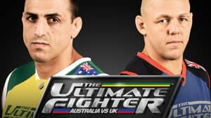 The Australia Vs UK Season Of The Ultimate Fighter Was An Absolute Classic