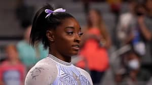 Simone Biles Reveals The Real Reason Why She Added A GOAT To Her Gymnastics Leotard