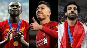 John Barnes Claims Only Three Players Could Replace Mane, Salah And Firmino In Liverpool's XI