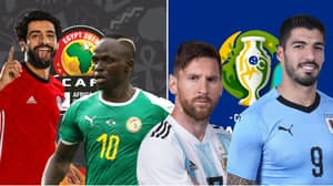 Africa Cup Of Nations XI Vs. Copa America XI - Who Wins?