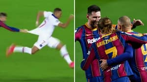 Barcelona Respond To Sevilla Trolling After Knocking Them Out Of The Copa Del Rey
