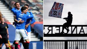 Rangers Complete Undefeated Premiership Season After Beating Aberdeen