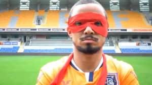 Turkish Football Team Unveil New Signing 'Rafael' With Ninja Turtles-Inspired Promo