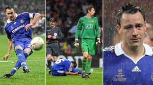On This Day 13 Years Ago John Terry Slip In The Champions League Final
