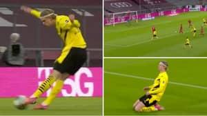 It Took Borussia Dortmund Striker Erling Haaland Just 74 Seconds To Score In Der Klassiker