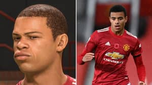 Mason Greenwood's FIFA 21 Face Hasn't Been Updated For Next-Gen And It Somehow Looks Worse