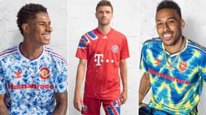 Adidas And Pharrell Williams Release Stunning 'Humanrace' Retro Football Kits