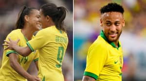 Brazil Announce Equal Pay For Male And Female Footballers