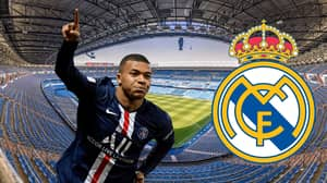 Kylian Mbappe Has Reportedly 'Agreed Personal Terms' With Real Madrid