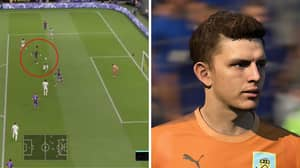 Burnley Goalkeeper Nick Pope Given 5* Skills On FIFA 20 And It's Causing Mayhem