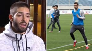 What Yannick Carrasco Did After Breaking Teammate's Nose In Training Bust-Up Is Madness