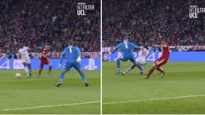 Sadio Mane's First Goal Against Bayern Is Even Silkier From Reverse Angle