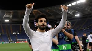 Mo Salah Reveals Who Is Two Footballing Idols Are