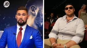 Tony Bellew And Tyson Fury Exchange War Of Words On Twitter