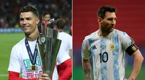 Comparing Ronaldo And Messi's Records For Their Countries At International Tournaments