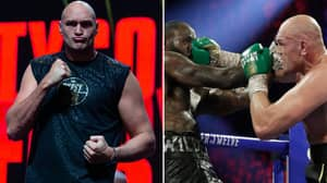 The Brilliant Trick Tyson Fury Used To Look Heavier At Deontay Wilder Weigh-In