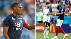 Lyon's Marcelo Compares Playing Against Lionel Messi And Kylian Mbappe