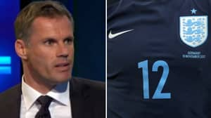 Jamie Carragher Picks His England Starting XI For First World Cup Game