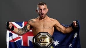 Aussie UFC Champ Alexander Volkanovski Eyeing Move To Lightweight