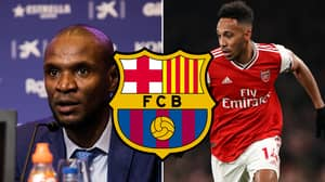 Arsenal's Pierre-Emerick Aubameyang Tops Barcelona's Three Man Striker Shortlist