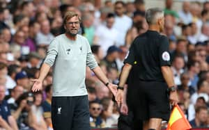 Jurgen Klopp Doesn't Understand The New Penalty 'Rules'