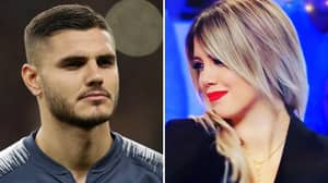 Mauro Icardi's Life 'Has Changed So Much' Because Of Wanda Nara, Says Former Agent