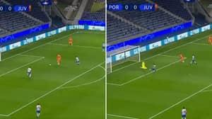 Rodrigo Bentancur Produces Shocking Backpass As Porto Take The Lead Inside Two Minutes
