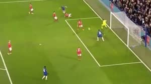We're Still Wondering How Alvaro Morata Managed To Miss From Here