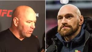 Dana White Wants Tyson Fury To Switch To UFC Soon