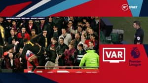 VAR Reviews Eric Cantona's Kung-Fu Kick: It's Taken 25 Years To Make Up Its Mind
