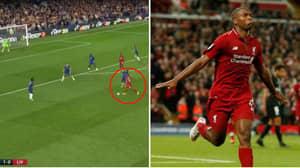 Daniel Sturridge Scores Incredible Last Minute Screamer Against Chelsea