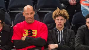 LaMelo Ball's Father LaVar Once Said He'd 'Kill Michael Jordan In A One-On-One'
