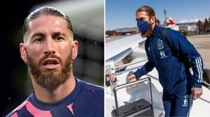 Manchester United Won't Even Bother Trying To Sign Sergio Ramos Because Of Previous Incident