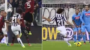 Andrea Pirlo - The King Of Making Football Look Really, Really Easy