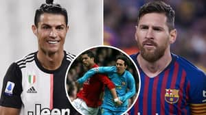Cristiano Ronaldo And Lionel Messi Could Finally Play On The Same Team Through 'Audacious Plan'