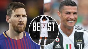 Portugal Issue Controversial Response After Lionel Messi Beats Cristiano Ronaldo To FIFA Best Award