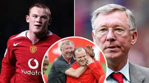 Sir Alex Ferguson Was Furious Wayne Rooney Didn't Get The Match Ball In His Man Utd Debut