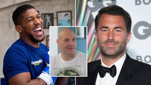 Tyson Fury Brutally Calls Out Eddie Hearn As He Responds To Anthony Joshua In Brilliant New Interview