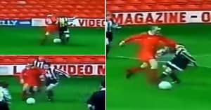 Rare Footage Of 10-Year-Old Wayne Rooney Shows His Generational Talent